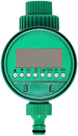 Centraliain Bewässerungs-Timer LCD Electronic Garden Automatisches Bewässerungssystem Bewässerungs-Timer-Controller