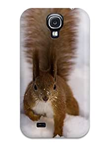 Zheng caseFor Tasha P Todd Galaxy Protective Case, High Quality For Galaxy S4 Squirrel Skin Case Cover