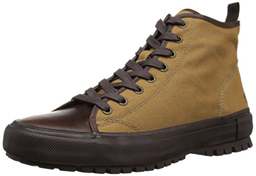 FRYE Men s Ryan Lug Midlace Fashion Sneaker
