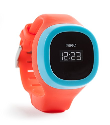 hereO GPS Watch for Kids (Blueberry)