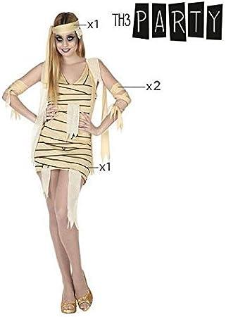 Atosa-26561 Disfraz Momia, Color Blanco, XL (26561): Amazon.es ...