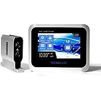 Senclo Garage Door Opener w/HD Touchscreen Fi Controller Set