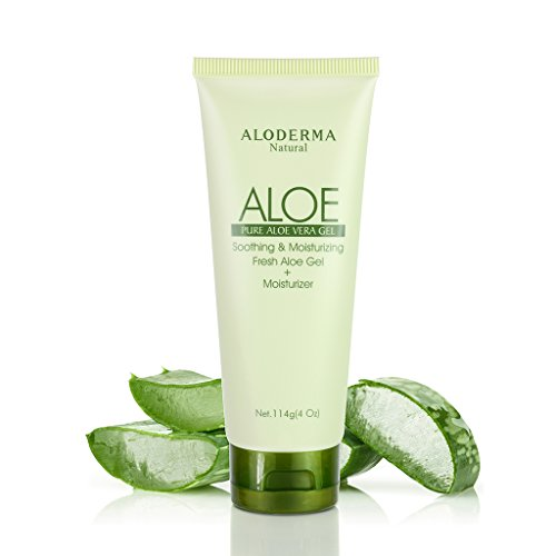 Pure Aloe Vera Face Cream - 5