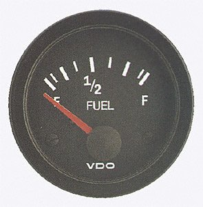 WATERCARBON 301-106D Fuel Gauge VDO