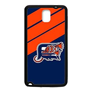 SKULL detroit tigers Phone Case for Samsung Galaxy Note3