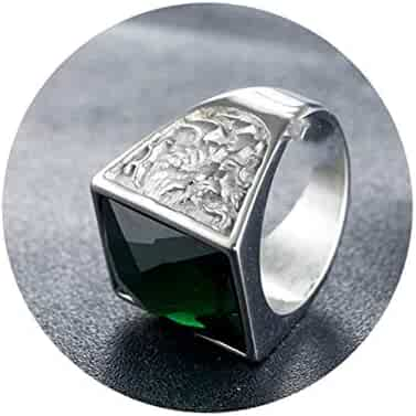 f7ab1a95d6a16 Shopping 9 - 9 to 9.75 - Greens - Animals - Rings - Jewelry - Men ...
