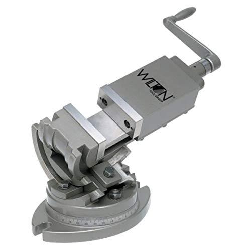 (Wilton 11700 Super Precision 3 Axis Tilting Machine Vise)