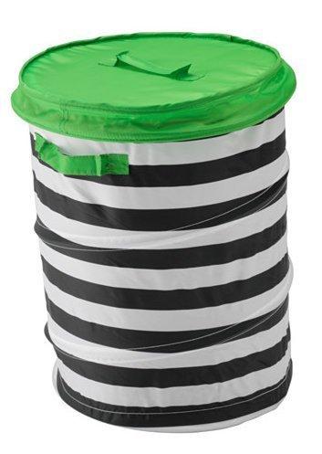 Amazing Ikea FLYTTBAR Basket with lid 13 ¾ '' x 19 ¼ '' Green