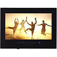 Soulaca 22 inch Frameless Black Waterproof TV T220FN