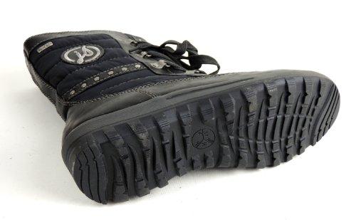 JANA Damen Boots Weite H JANA-TEX schwarz Reißverschluss WARM 26408