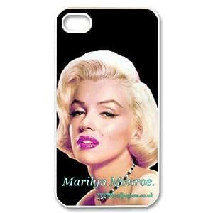 Monroe Celebrity iphone 5,5S 2D Cover Case,iPhone case