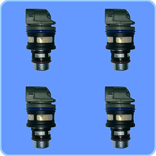 NEW AD AutoParts FUEL INJECTOR FJ10045 SET OF 4 FOR BUICK CHEVROLET GMC PONTIAC (Buick Fuel Injector Set)