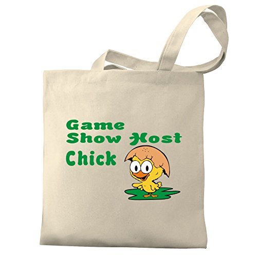 chick Eddany Tote Game Show Eddany Canvas Bag Game Host Z4qwxXyF
