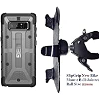 SlipGrip 1.5 Bike Holder Designed For Samsung Galaxy Note 8 UAG Plasma Case