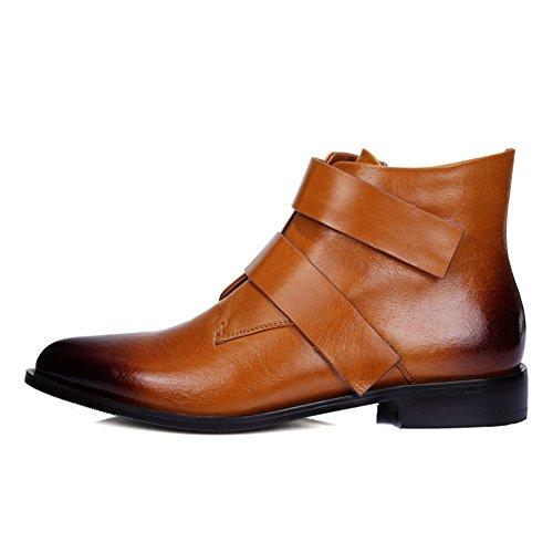 SevenAnkle marrón mujer Boots Nine Botas Hdw00Z