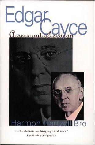 Book Edgar Cayce: A Seer out of Season