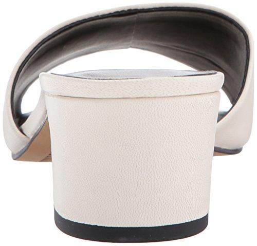 Rilee Dolce Slide Leather Ivory Vita Women's Sandal qAz6x1z