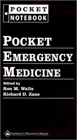 Read Pocket Emergency Medicine (Pocket Notebook Series) PDF, azw (Kindle)