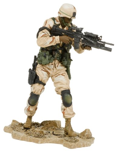 Mcfarlanes-Military-Army-Desert-Infantry-Series-1-Action-Figure-by-McFarlane-Toys-by-Unknown