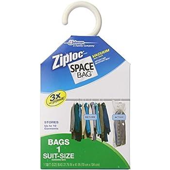 Amazon Com 4 Pack Space Saver Hanging Type Vacuum Storage