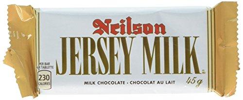(Jersey Milk 24pk (45g Per Pack) Made in Canada)
