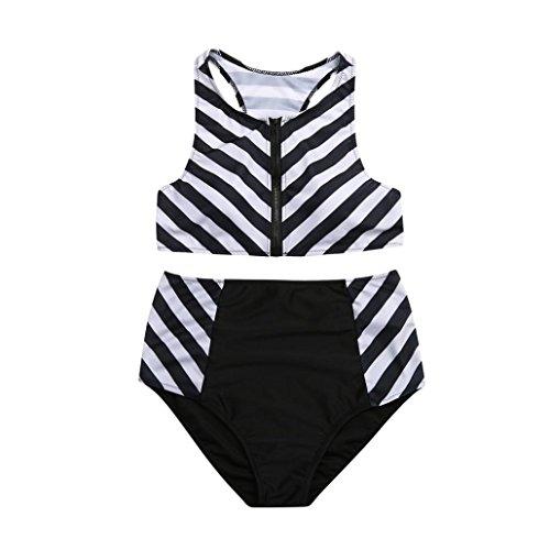 ac56ae2a2a3 delicate MOKO-PP Clearance Swimwear High Waist Swimsuit Women Plus Size  Swimwear Print Beach Bikini