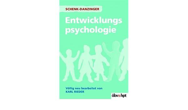 Entwicklungspsychologie.: Amazon.es: Lotte,Rieder, Karl ...