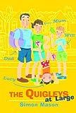 The Quigleys at Large, Simon Mason, 0440420075