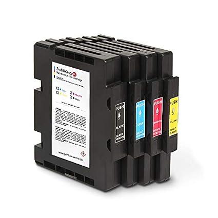 Impresora tinta de sublimación compatible para Ricoh GC 41 ...