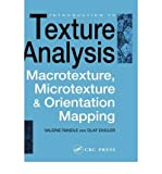 img - for [ { INTRODUCTION TO TEXTURE ANALYSIS } ] by Randle, Valerie (AUTHOR) Jan-01-2000 [ Hardcover ] book / textbook / text book
