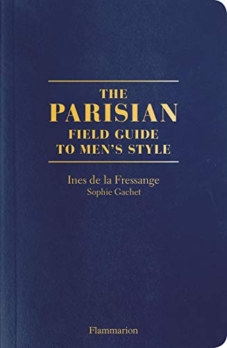 Image of The Parisian Field Guide to Men's Style (Langue anglaise)