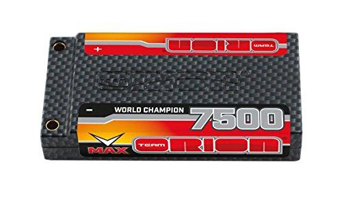 Team Orion Carbon V-Max 3.8V 7500 1S 110C Tubes Battery