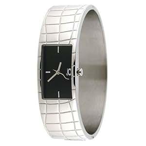 Just Cavalli Circum Just time R7253111625 - Reloj de mujer de cuarzo, correa de acero inoxidable color plata