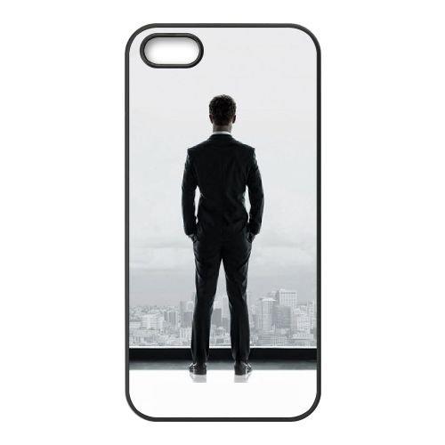 Jamie Dornan 004 coque iPhone 5 5S cellulaire cas coque de téléphone cas téléphone cellulaire noir couvercle EOKXLLNCD24693