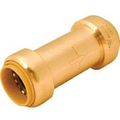 """1/2"""" ProBite Check Valve [Lead Free] [with stiffeners] from Quick Fittings, Inc."""