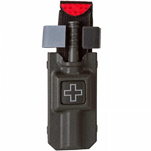 (North American Rescue Rigid Gen 7 Combat Application Tourniquet C-A-T Case,Blade Tech TekLok Belt Attachement, Black Finish)