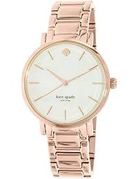 Kate Spade Women's Gramercy 1YRU0003 Rose-Gold Stainless-Steel Quartz Watch