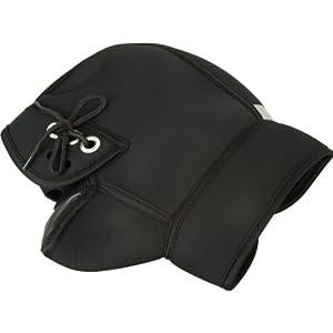 OSS (大阪繊維資材) 防水・防寒ネオプレーン ハンドルカバー ブラック WNHC-02