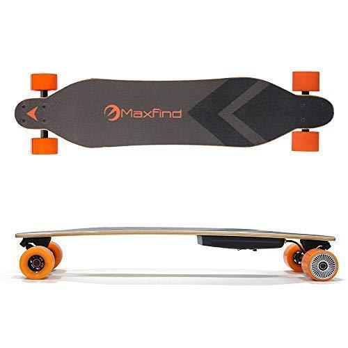Maxfind Motorized Skateboard for Beginners