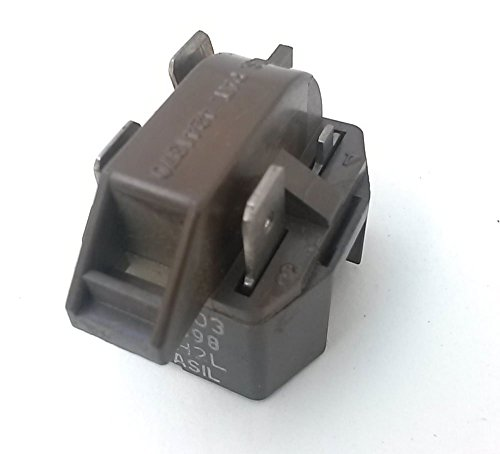 OEM Frigidaire Refrigerator Compressor Relay Part 5303007173, WR07X10051 4357156 by Solid State