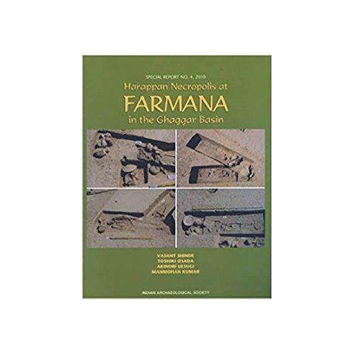Download Harappan Necropolis at Farmana in the Ghaggar Basin pdf epub