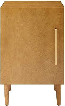 Crosley Furniture CF1104-AC Everett Record Player Stand, Acorn