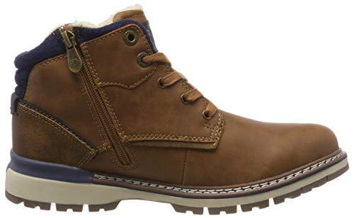 Marron Dockers 43ad101 By cognac Bottes Rangers 470 Gerli Homme 4aOwqP4