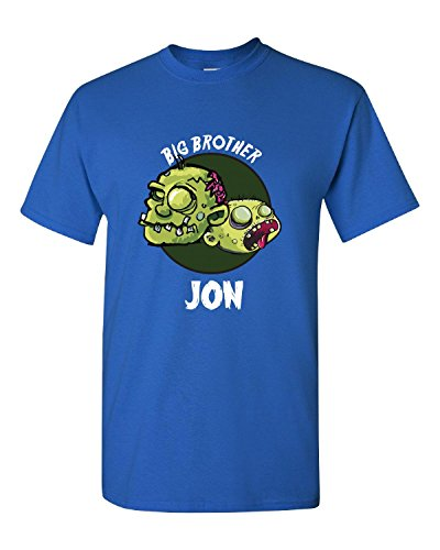 [Halloween Costume Jon Big Brother Funny Boys Personalized Gift - Kids T Shirt] (The Funniest Halloween Costumes)