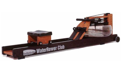 WaterRower Club Studio Rowing Machine in Ash Wood