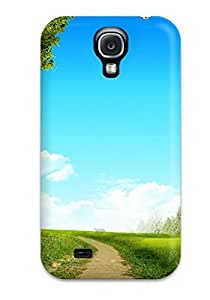 Forever Collectibles Beautiful Village Hard Snap-on Galaxy S4 Case
