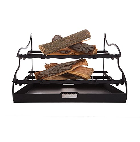 Hy-C Liberty Foundry Stepflame Wood, 27-Inch