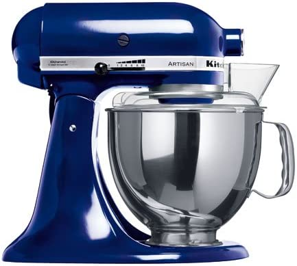 KitchenAid 5KSM150PSEBU - Robot de cocina, motor de 300 vatios ...