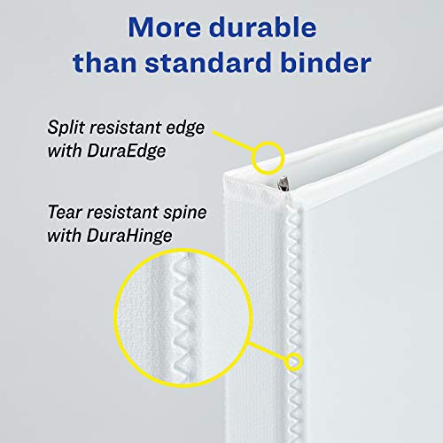 Avery Durable View Binders with EZD Rings by Avery (Image #1)