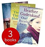Heather Gudenkauf 3 Books Collection (One Breath Away, These Things Hidden, The Weight of Silence) RRP £23.97 by  Unknown in stock, buy online here